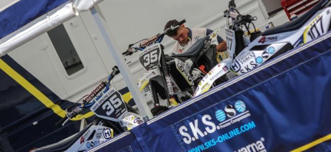 Danny van den Bosse versterkt SKS Racing