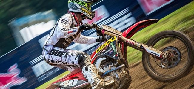 Chase Sexton uit na pitbike crash