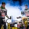 Sidecarteam Bax sluit overeenkomst met Monster Energy