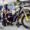 Raf Meuwissen voor Mellendijk Motor Parts in de DMofMX!
