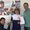 Mike Gwender tekent bij KINI KTM Junior Team