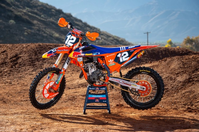 Video: Inside the 250 Factory Bikes