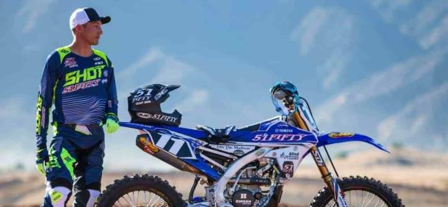 Kyle Chisholm tekent bij HEP Motorsports Suzuki