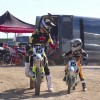 Video: Dean Wilson zoekt Husky 50cc held Luke op!