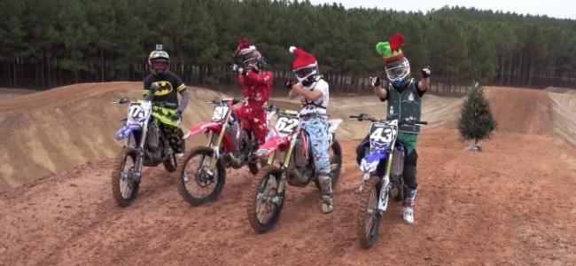 Kerstcross met Cooper Webb, Jimmy Decotis, Jordon Smith & Luke Renzland!