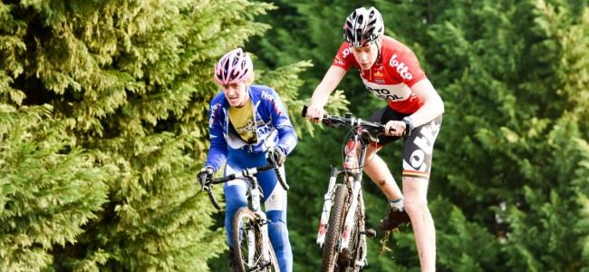 Cyclocross OLV Waver voor MX Rijders
