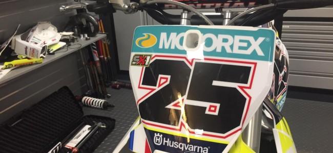 HMX Racing Team start drie rijders in Rosmalen
