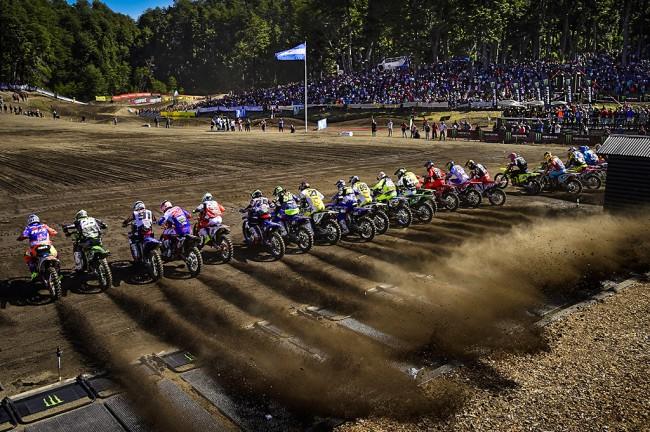 De eerste Grand Prix is in Argentinië!!