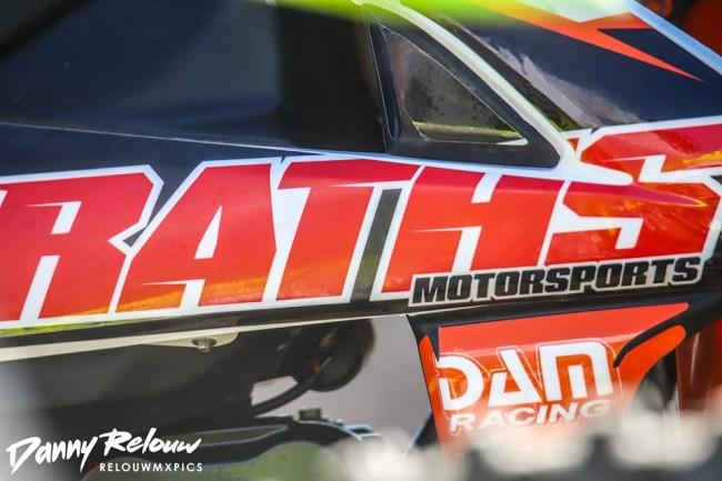 Nijs en Steensels met Raths Motorsport in de Youngster Cup