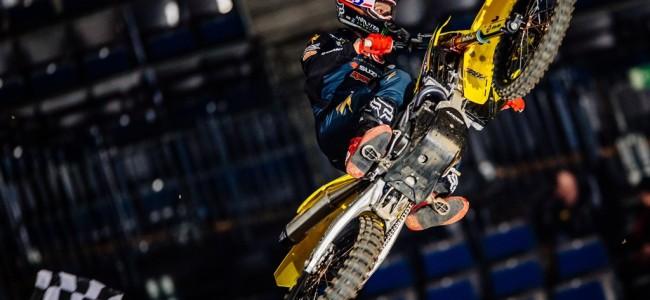 Charles Lefrancois wint de eerste avond in Schijndel