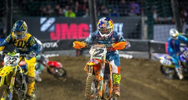 Video: Highlights Supercross Anaheim1 2019