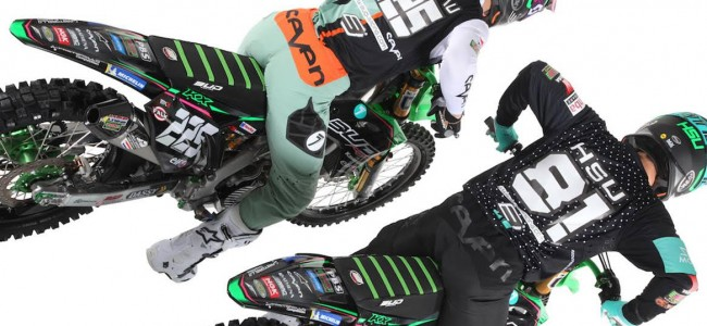 BUD Racing-Kawasaki bevestigt GP deelname