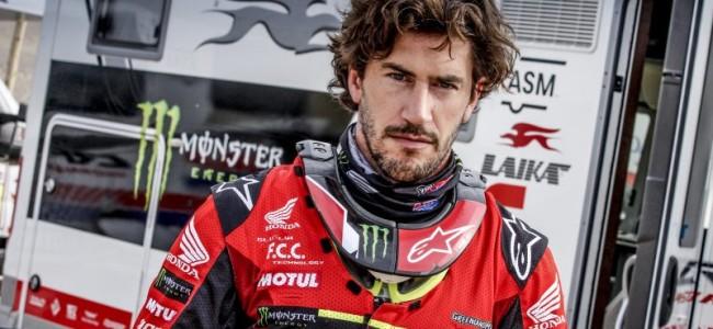 Leider Joan Barreda-Bort uit de Dakar Rally!