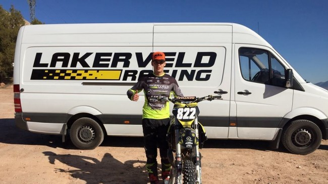 Lakerveld Racing maakt overstap naar KTM