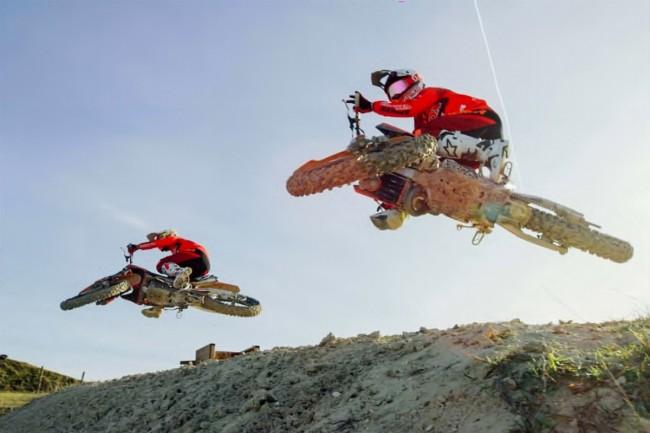 Video: 'the Jerre' en Team Honda SR Motoblouz!