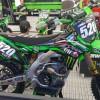 BUD Racing-Kawasaki toch weer in het EMX250