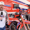 Video: Supercross 450 factory bikes