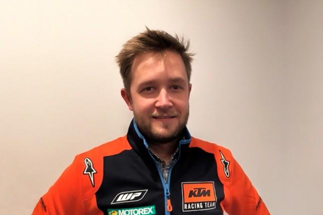Thomas Grofils versterkt KTM Belgium!