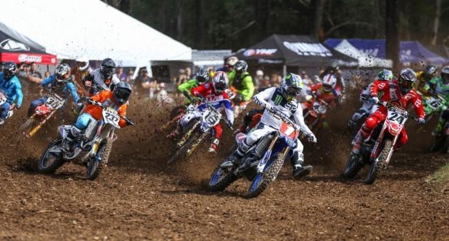 De Australian Motocross Kalender voor 2019