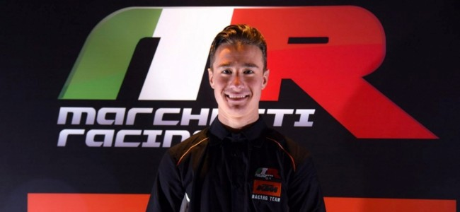 Alessandro Facca blijft bij Marchetti Racing-KTM