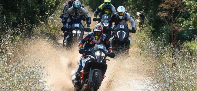 Europese KTM Adventure Rally trekt naar Bosnië