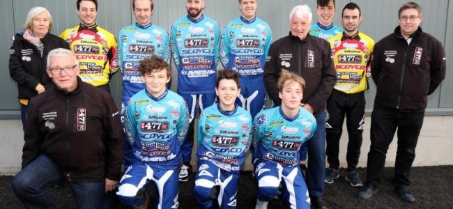 Mikkola-Silkolene Racing teamvoorstelling