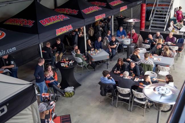 FOTO: KTM Diga Junior Racing teampresentatie!