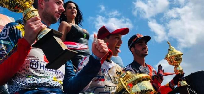 Sterke Yentel Martens tweede in Enduro del Verano