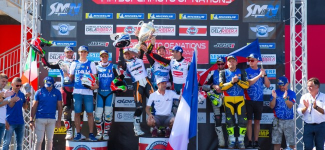 De Supermoto of Nations is weer in Frankrijk
