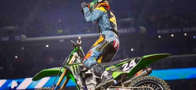 VIDEO: 250SX Minneapolis hoogtepunten!