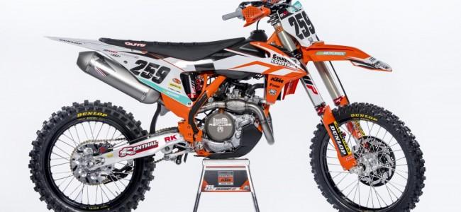 Standing Construct KTM 2020: reactie Tim Mathys