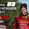 Van Horebeek met Honda SR Motoblouz in de MXGP