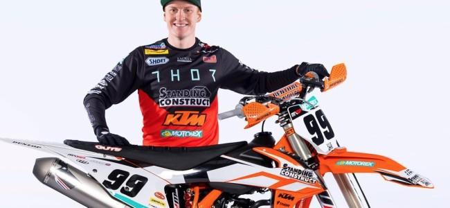 HOT NEWS: Exit Max Anstie bij Standing Construct KTM