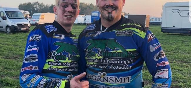 Nieuw ONK Sidecar Masters team Smit/Wesselink aan het woord!
