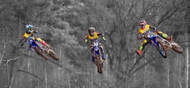 Video: Hutten Metaal Yamaha Racing is er klaar voor!