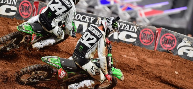 Gallery: Monster Energy Pro Circuit Kawasaki in Atlanta