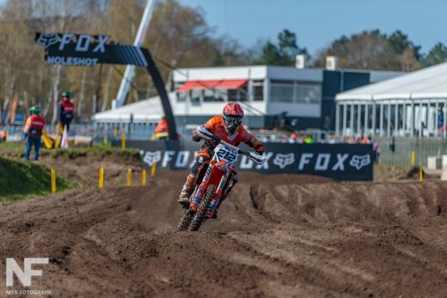 Dewulf trekt zich terug voor Nederlandse GP!