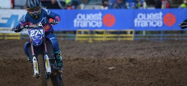 Amandine Verstappen in Knack: 'Ik sterf liever dan mijn motor af te geven!'