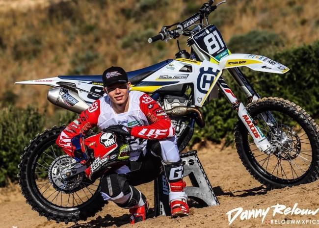 VIDEO: Raf Meuwissen & Maddii Racing uit de startblokken!