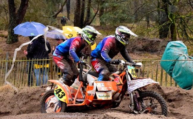 Hurkmans/Van Leuken winnen in Lierop