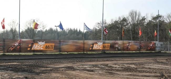 MSC Mill klaar voor opening van het ONK seizoen!