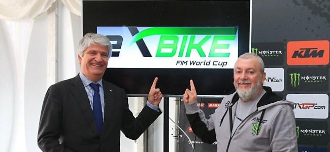 Youthstream organiseert E-X BIKE World Cup in Imola