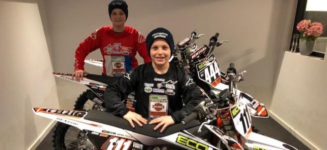 MX Rookie Team klaar voor motorcross seizoen 2019