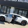 Tony Cairoli in zee met Lamborghini!