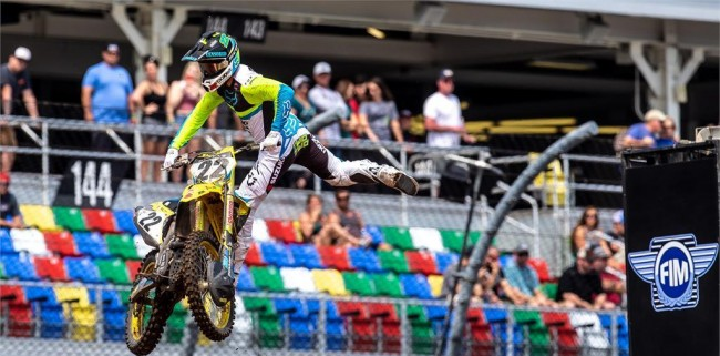 Chad Reed update!
