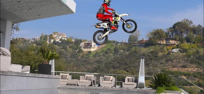 Video: Dean Wilson gaat naar Hollywood