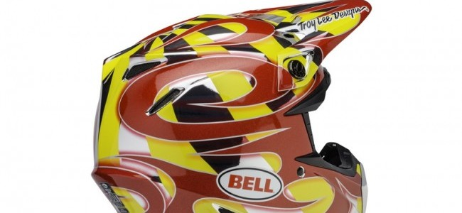 Product spotlight: Bell Moto-9 MIPS Mcgrath Replica