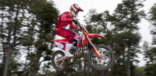 Calvin Vlaanderen mist de MXGP Trentino!