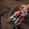 Jordi Tixier mist de MXGP Trentino