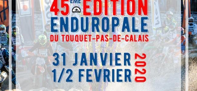 De datum voor Le Touquet 2020 is bekend!
